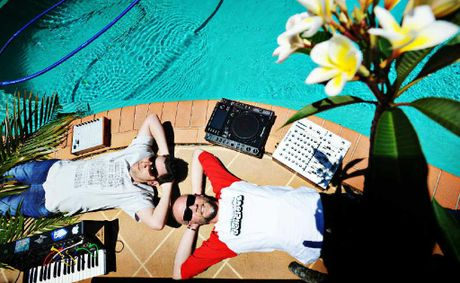 Lismore DJ artists Somerville and Wilson aka Craig Wilson and Richard Somerville are happy to take their tropical sounds to the continent of Europe after releasing through a major dance label.