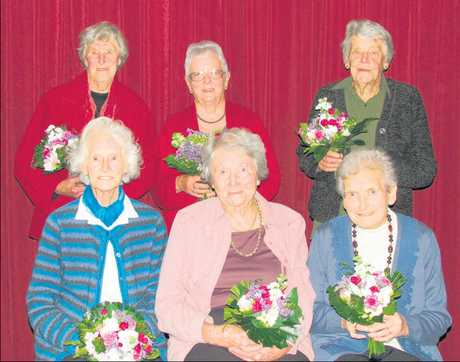 Fifty-two members of the Stratford Ladies Probus group met for lunch on Monday to celebrate 24 years of the club being in existence.
