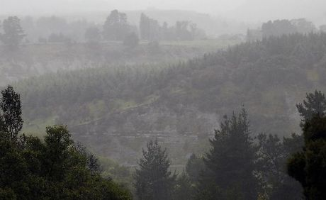 Overcast conditions are expected in Dannevirke tomorrow, but temperatures will still reach the high 20s.