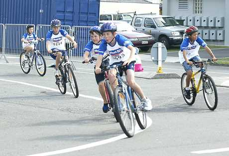 The Sanitarium Weet-Bix Kids TRYathlon will be held in Tauranga again in March next year.