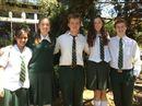 Year 12s celebrate end of school