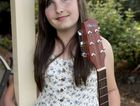 Twelve-year-old Tayla Alcock has been recognised for her country music talent.