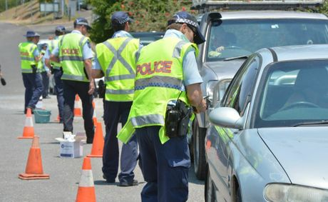 In 24 hours Gympie police issued 11 traffic infringement notices and conducted 146 random breath tests.