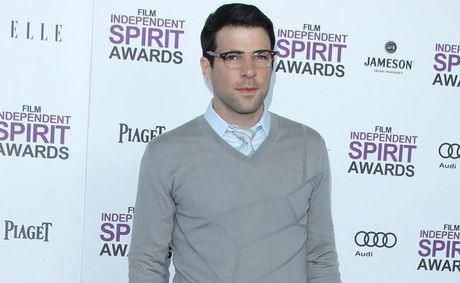 American Horror Story star Zachary Quinto