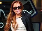 LINDSAY Lohan can&#39;t stop eating in rehab since her Adderall was taken away and has put on five pounds.