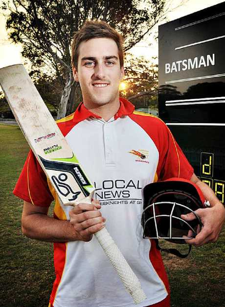 AIMING TO CEMENT A SPOT: Dylan Pinkstone is set to return for the Scorchers after recovering from a work accident.