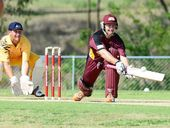 ANDY Bichel showed he has lost none of his ability, inspiring the Queensland Bulls Masters to victory over the Ipswich Invitational team on Sunday.