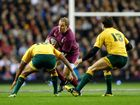 CAPTAIN Chris Robshaw bemoaned his team's skill levels as it failed to turn territory and possession into points in the loss at Twickenham to the Wallabies.