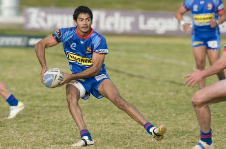 ON THE MOVE: Goondiwindi's Lindon McGrady will this week join the Bulldogs after securing an opportunity in their Toyota Cup squad.