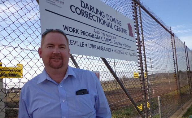 Westbrook resident Clayton Rogers hopes the abandoned Darling Downs Correctional Centre and its facilities will be put to good use.