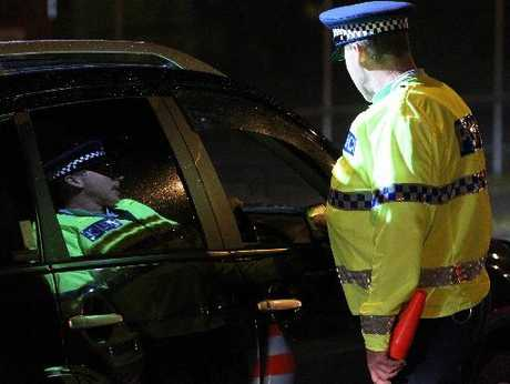 More than 90 per cent of the motorists tested under the influence were found to have drugs in their system.