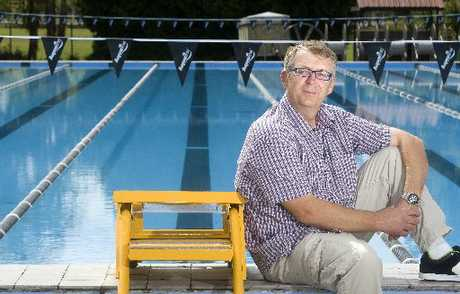 Swimming coach Alastair Johnson says there is plenty of potential in Rotorua to produce top-quality swimmers.