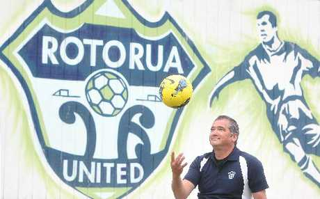 Neil Rush has had a colourful five years as the coach of Rotorua United's first team - now he's stepping aside to enable the club to take on some fresh ideas.