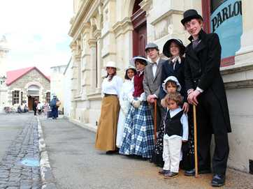 Photos of all things Victorian in Oamaru this weekend. Photographers Carol Edwards, Rebecca Ryan, Jessie Waite and Jacquie Webby were kept very busy....