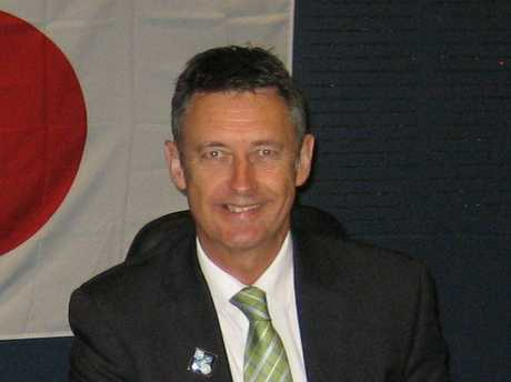 Mayor Stuart Crosby