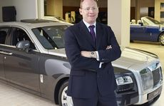 Rolls-Royce's Asia-Pacific regional director Paul Harris has plans to expand the dealership network to Queensland.