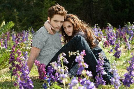 Bella and Edward's saga is resolved in Breaking Dawn - Part 2.
