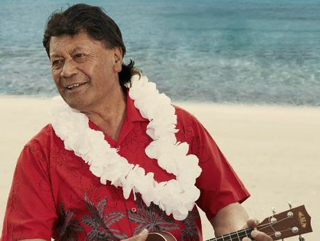 Kiwi singer Dennis Marsh&#39;s new album has &quot;a Pacific vibe&quot;, thanks to the introduction of instruments like the ukulele and lap steel into the mix.