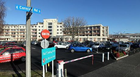 Hospital car parking has been an issue for a number of years in Hastings. Photo / File