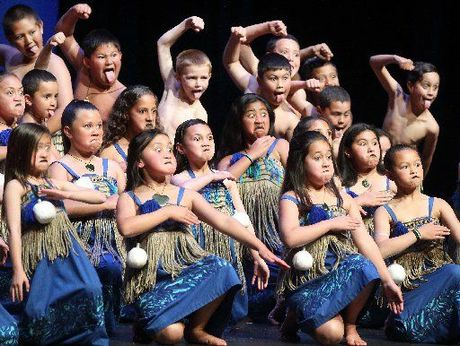 The Rotorua Primary Schools Maori Festival started in Rotorua last night. Performers included Malfroy School.