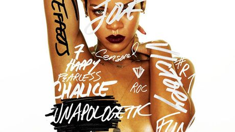 Rihanna's new album Unapologetic seems to borrow from a lot of other popular songs.