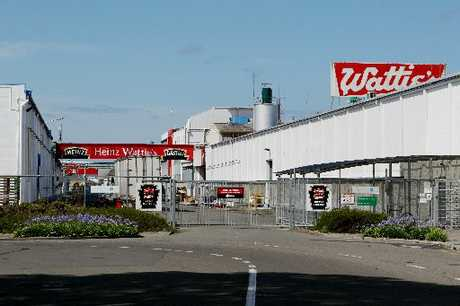 TIME AND SPACE: Wattie's has extended the lease on its Hastings 50,000sq m national distribution centre, where the nation's supermarket orders are filled, to 15 years. PHOTO/FILE