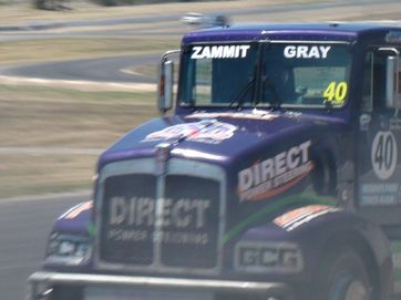 Graham Harsant got these great shots while out at Winton Raceway last weekend for the Truck Racing.