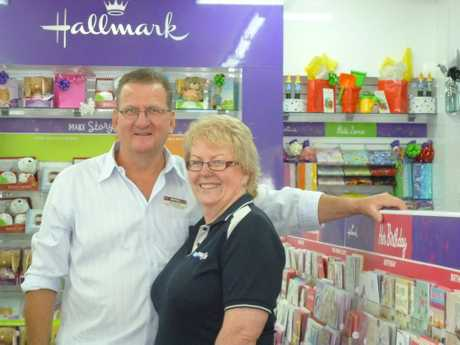 Matthew and Denise Howard are thrilled with their newly-renovated store.