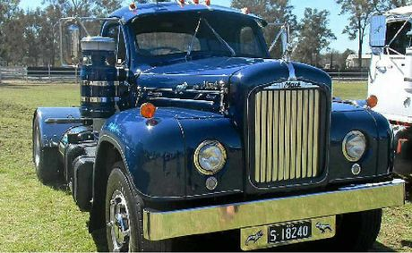 GET OUT OF TOWN: You can expect beautiful trucks like this at this weekends Castlemaine Truck Show, so dont miss out.