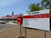 COMMUNITY action in Esk has attracted the attention of a new doctor's surgery.