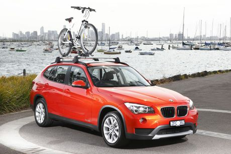 BMW's refreshed X1.