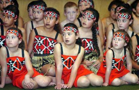FAMILY DAY: Among the many fun things to see and do at the Owhata Whanau Fun Day will be Owhata Primary School's kapa haka group performance.