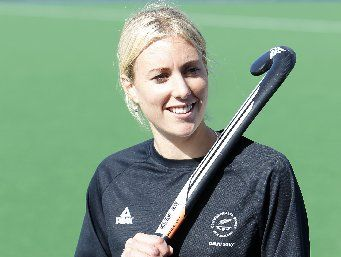 VETERAN: Emily Naylor, working in Napier, is eyeing a return to the international arena early next year.