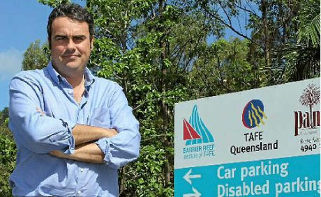 Whitsunday MP Jason Costigan denied rumours that the State Government were considering closing the Cannonvale TAFE but said if this were to change he would vigorously defend the institution and fight for its survival.