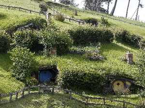 Tour of Hobbiton