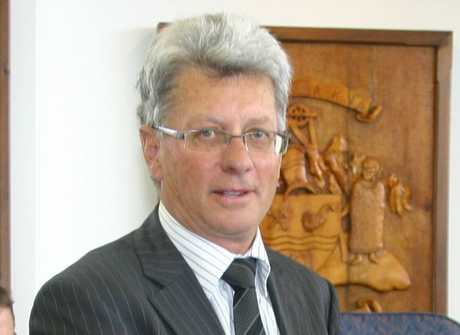 Hauraki District Council mayor John Tregidga.