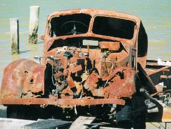 MEMORIES: This old truck in the North Hokianga will be the subject of an exhibition.