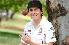 SIMPLE APPROACH: Cricketer Rhys O'Sullivan is sticking to a proven plan this weekend.