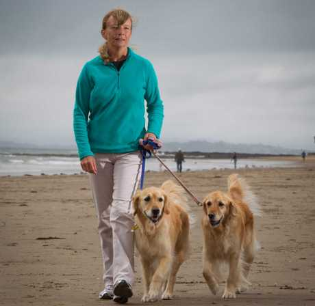 Jill Parsons and other dog owners can relax with an Auckland-wide bylaw that has been a year in the making.