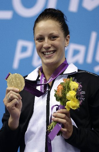 CELEBRITY: Six-time Paralympic gold medallist Sophie Pascoe will be special guest at the annual Christchurch Children&#39;s Christmas Parade on December 2.