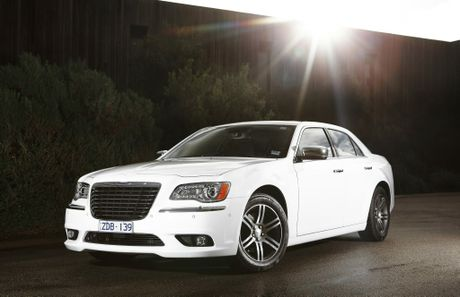 Chrysler's 300 with a turbo-diesel is a quiet and strong performer.