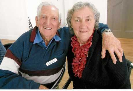 Lionel and Muriel Willett will celebrate their 60th wedding anniversary on December 6.