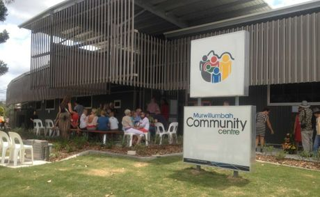 Murwillumbah's new community centre at Knox Park.