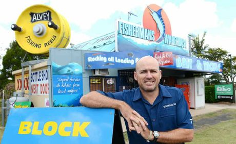 Tony Mill&#39;s Fisherman&#39;s Warehouse Gympie is set to go head-to-head with BCF.