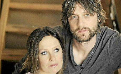 Kasey Chambers and Shane Nicholson have found success in the US charts.