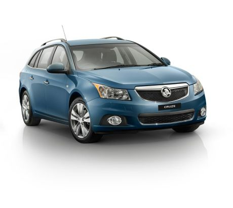 Holden&#39;s new Cruze Sportwagon will soon reach showrooms.