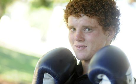 Gladstone boxer Billy Ward appeared has appeared in court on two charges.