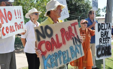 Coal port protesters will welcome the Glencore-Xstrata decision.