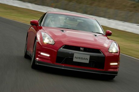 The 2013 model Nissan GT-R will arrive in February.
