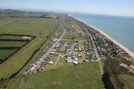 Papamoa has recorded the highest property sales numbers.
